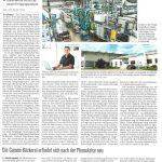 Südkurier Pressebericht vom 22. August 2018